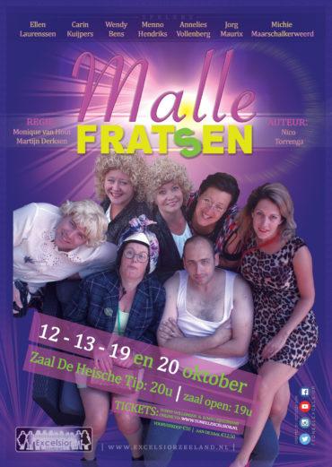 Malle Fratsen poster